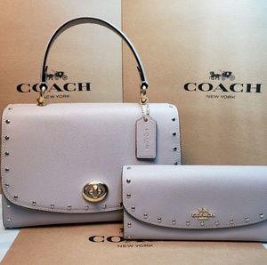 Coach Tilly Satchel & Wallet